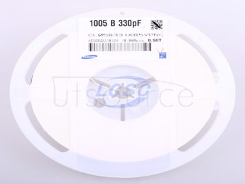 Samsung Electro-Mechanics CL05B331KB5VPNC(50pcs)