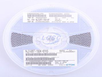 TDK NLCV25T-150K-EF(10pcs)
