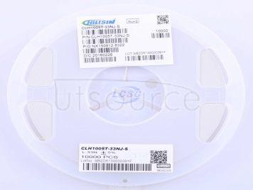 Chilisin Elec CLH1005T-33NJ-S(50pcs)