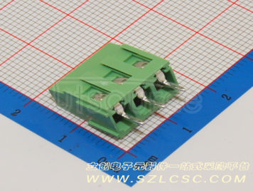 Ningbo Kangnex Elec WJ500V-5.08-3P