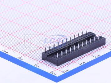 Ckmtw(Shenzhen Cankemeng) ICsocket 24P 2.54mm(10pcs)