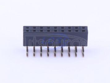 CJT(Changjiang Connectors) A2541HWR-2x9P