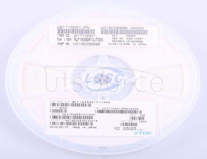 TDK MLF1608DR10JT000