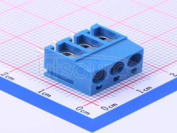 Ningbo Kangnex Elec WJ300V-5.0-3P(5pcs)