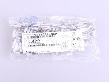 Littelfuse 0215012.MXP(5pcs)