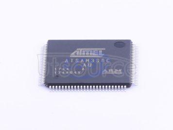 Microchip Tech ATSAM3S8CA-AU