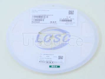 Sunlord GZ1608U102CTF(50pcs)