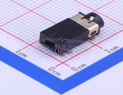 XKB Connectivity PJ-3420-A-SMT