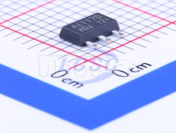 Changjiang Electronics Tech (CJ) CJA1117B-ADJ(5pcs)