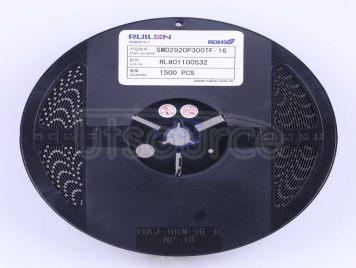 RUILON(Shenzhen Ruilongyuan Elec) SMD2920P300TF/16(5pcs)