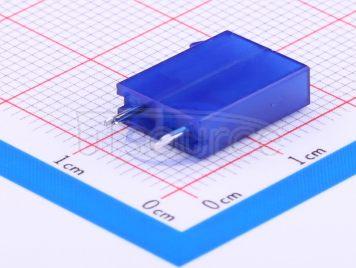 BOOMELE(Boom Precision Elec) 5566-2A 2*1Hollow needle blue(5pcs)