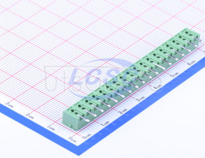 Ningbo Kangnex Elec WJ15EDGRC-3.81-18P