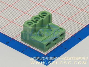 Ningbo Kangnex Elec WJ2EDGK-5.08-3P