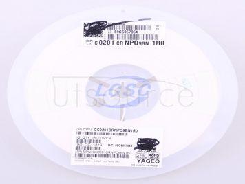 YAGEO CC0201CRNPO9BN1R0(100pcs)