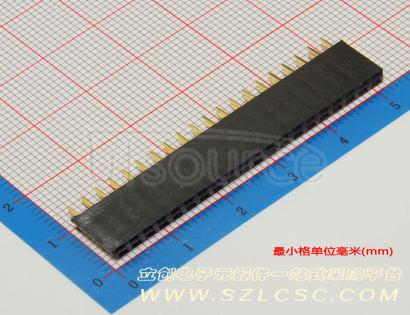 Boom Precision Elec 2.54mm 2*20PFemale header