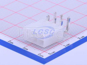 Ckmtw(Shenzhen Cankemeng) MX4.2 5557series socket Female 2*3P 4.2mm Curved needle