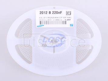 Samsung Electro-Mechanics CL21B224KCFSFNE(10pcs)
