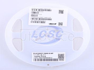 Chilisin Elec CLH1005T-1N8S-S-NP(50pcs)