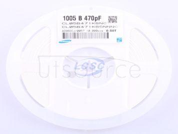 Samsung Electro-Mechanics CL05B471KB5NNNC(50pcs)