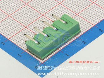 Ningbo Kangnex Elec WJ2EDGRC-5.08-4P(5pcs)