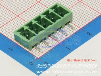 Ningbo Kangnex Elec WJ15EDGRC-3.81-5P(10pcs)