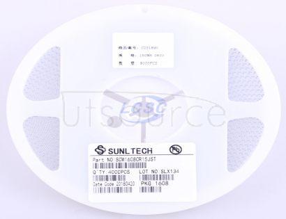 Sunltech Tech SCW1608CR15JST