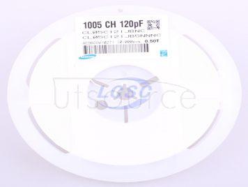 Samsung Electro-Mechanics CL05C121JB5NNNC(50pcs)