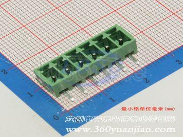 Ningbo Kangnex Elec WJ15EDGRC-3.81-6P(5pcs)