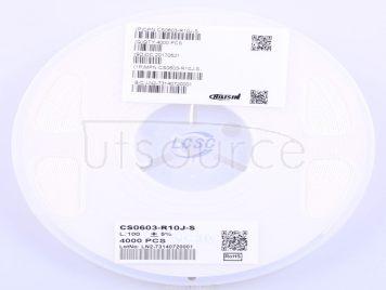 Chilisin Elec CS0603-R10J-S(10pcs)
