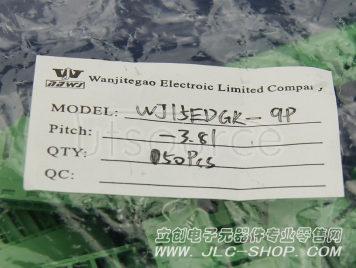 Ningbo Kangnex Elec WJ15EDGK-3.81-9P