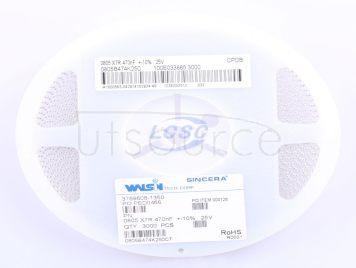 Walsin Tech Corp 0805B474K250CT(20pcs)