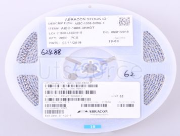 Abracon LLC AISC-1008-3R9G-T