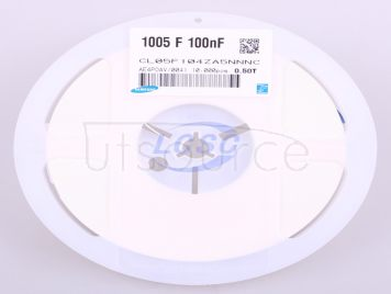 Samsung Electro-Mechanics CL05F104ZA5NNNC(50pcs)