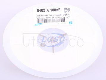 Samsung Electro-Mechanics CL02A104MQ2NNNC(50pcs)