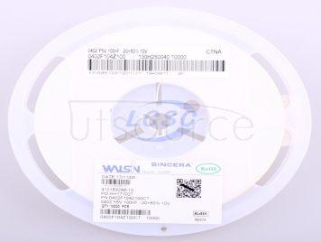 Walsin Tech Corp 0402F104Z100CT(50pcs)