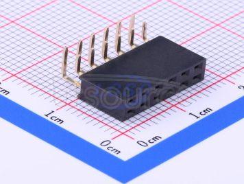 CJT(Changjiang Connectors) A2541HWR-2x6P