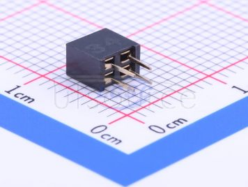 CJT(Changjiang Connectors) A2005HWV-2x2P(5pcs)