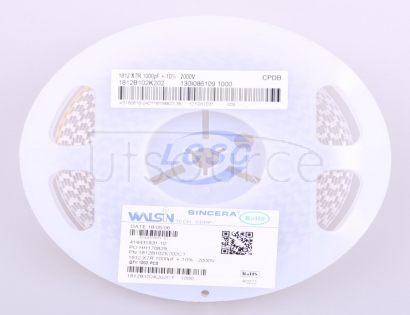 Huaxin S&T 1812B102K202CT