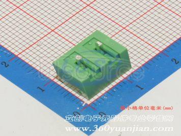 Ningbo Kangnex Elec WJ2EDGVC-5.08-2P(10pcs)
