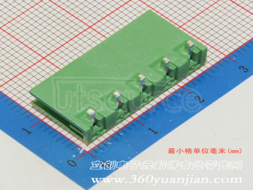 Ningbo Kangnex Elec WJ2EDGR-5.08-5P(5pcs)