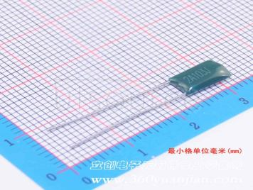 Made in China 10nF (103) 100V P=5mm(50pcs)