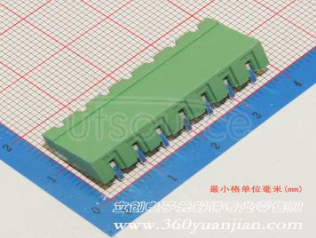 Ningbo Kangnex Elec WJ2EDGRC-5.08-7P(5pcs)