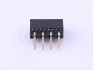 CJT(Changjiang Connectors) A2541HWR-2x4P