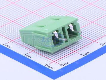 Ningbo Kangnex Elec WJ128V-7.5-2P(5pcs)