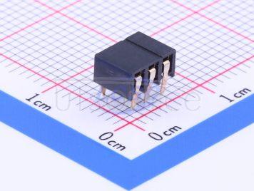 CJT(Changjiang Connectors) A2005HWR-2x3P