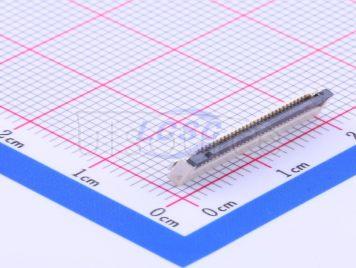 Ckmtw(Shenzhen Cankemeng) FPCsocket 0.5mmpitch 30P 0.5mmClamshell