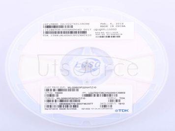 TDK MLG0603P22NHTZ10(100pcs)
