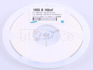 Samsung Electro-Mechanics CL05B104KP5NNNC(100pcs)