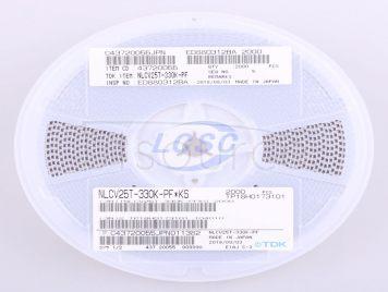 TDK NLCV25T-330K-PF(10pcs)