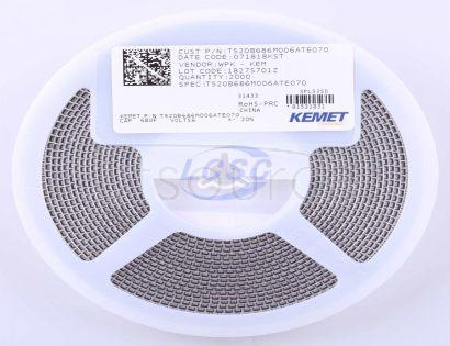 KEMET T520B686M006ATE070